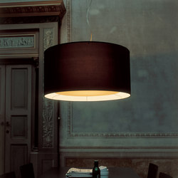 Fabric Pendants - Cylinder | Suspended lights | Penta