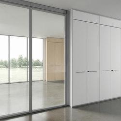 DV605-Storage wall 02 | Sistemas de mamparas | DVO