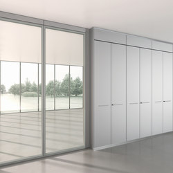 DV605-Storage wall 03 | Sistemas de mamparas | DVO