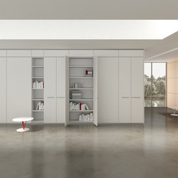 DV605-Storage wall 04 | Sistemas de mamparas | DVO