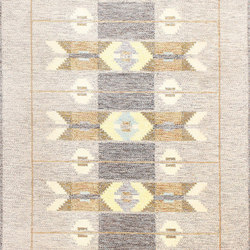 Flat Woven Scandinavian Vintage Swedish Kilim Rug | Alfombras / Alfombras de diseño | Nazmiyal Rugs