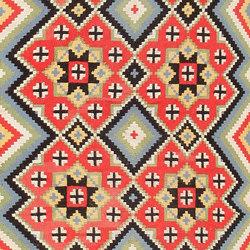Flat Woven Vintage Swedish Kilim | Rugs | Nazmiyal Rugs