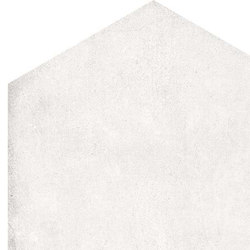 Hexagono Bampton Nieve | Carrelage pour sol | VIVES Cerámica