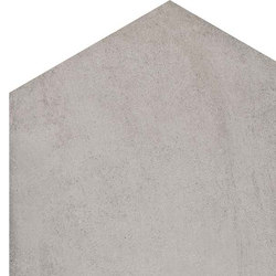 Laverton | Hexagono Bampton Gris | Carrelage céramique | VIVES Cerámica