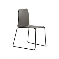 Flat sled | Restaurant chairs | DVO
