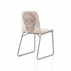 Ultralight 06 Second Skin | Chaises de restaurant | DVO
