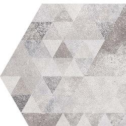 Laverton | Hexagono Benenden Sombra | Ceramic tiles | VIVES Cerámica