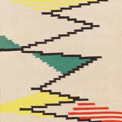 Small Vintage Swedish Scandinavian Kilim Rug by Artist Antonin Kybal | Rugs | Nazmiyal Rugs
