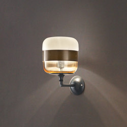 Futura AP P | Recessed wall lights | Vistosi
