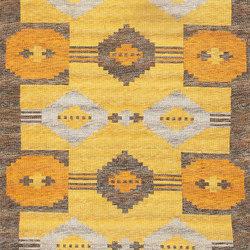 Vintage Double Sided Swedish Kilim Rug | Rugs | Nazmiyal Rugs