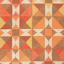 Vintage Flat Woven Scandinavian Swedish Kilim Rug | Rugs | Nazmiyal Rugs