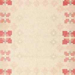 Vintage Flat Woven Swedish Kilim Scandinavian Rug | Rugs | Nazmiyal Rugs