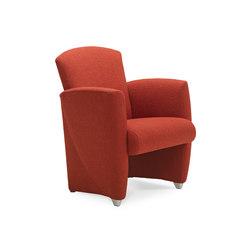 Vinci Armchair | Sillones lounge | Jori