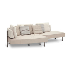 Wing Open Base Lounge | Sofas | Jori