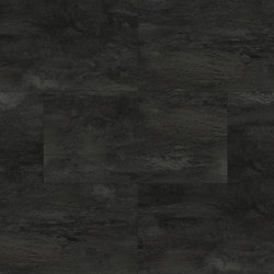 Lithic Stone - Charcoal | Synthetic panels | Aspecta