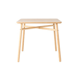 Fafa Table Square | Dining tables | SCHNEID