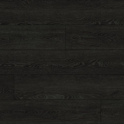 Treated Oak - Charred | Plastic flooring | Aspecta