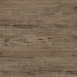 Brindle Oak - Burnt Sand | Plastic flooring | Aspecta