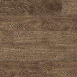 Tally Oak - Brown | Plastic flooring | Aspecta