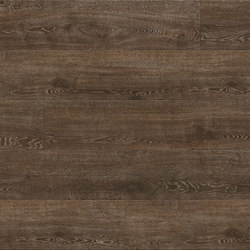 Tally Oak - Good Brown | Plastic flooring | Aspecta