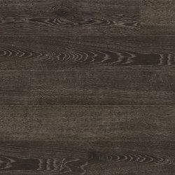 Tally Oak - Oiled Charcoal | Plastic flooring | Aspecta