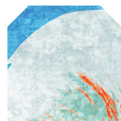 Maquette 107 | Formatteppiche / Designerteppiche | Henzel Studio