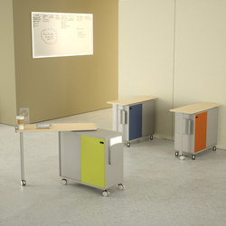 Axcess | Desks | Peter Pepper Products