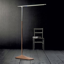 Ciak adjustable floor lamp | General lighting | Penta