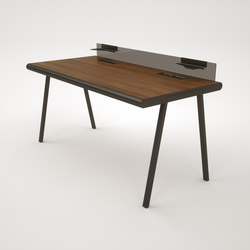 NIK Desk | Bureaux individuels | Peter Pepper Products