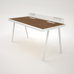 NIK Desk | Escritorios individuales | Peter Pepper Products