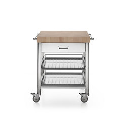 70 Kitchen Carts | Mobile kitchen units | ALPES-INOX