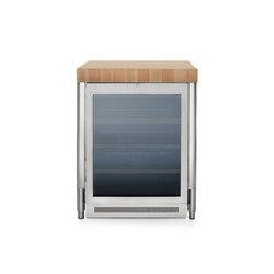 Weinkühlschrank Küchen 70 | Weinkühlschränke | ALPES-INOX