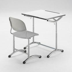 Prima |classroom desk | Tables d'école/Pupitres | Isku