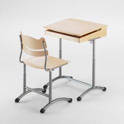 Prima |classroom desk | Classroom desks | Isku