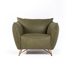 My Home XL copper with arms | Armchairs | Jess