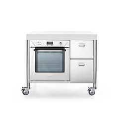 100 Kitchen Carts | Cuisines mobiles | ALPES-INOX