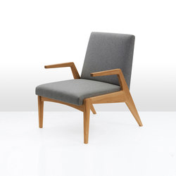 Armchair R-1378 | Poltrone lounge | POLITURA