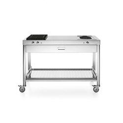 Küchenwagen 100 | Mobile Küchen | ALPES-INOX