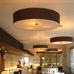 Fabric Pendants - Cylinder | General lighting | Penta