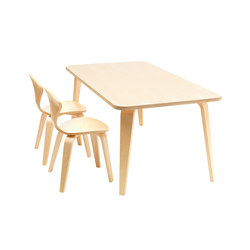 Cherner Childrens Table 30x60 | Tables pour enfants | Cherner