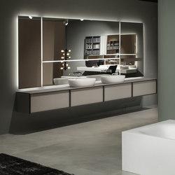 Bespoke | Vanity units | antoniolupi