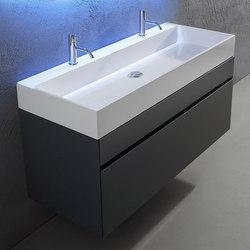 Gesto | Waschtischunterschränke | antoniolupi