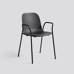 13eighty Steel Frame | Chaises de cantine | Hay