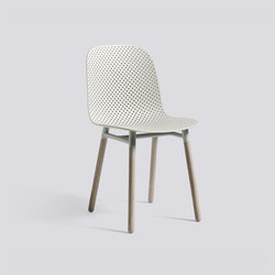 13eighty Wood Frame | Restaurant chairs | Hay