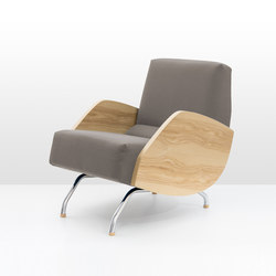 Armchair R-360 | Sillones lounge | POLITURA
