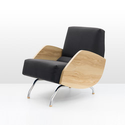 Armchair R-360 | Poltrone lounge | POLITURA