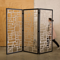 BuzziFalls Standing | Folding screens | BuzziSpace