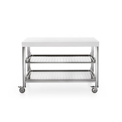 130 Kitchen Carts | Mobile kitchen units | ALPES-INOX