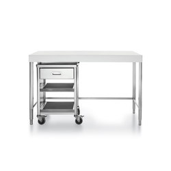 130 Kitchens | Kitchen trolleys | ALPES-INOX