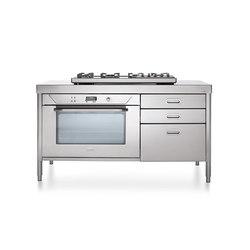 Cocinas 160 | Cocinas modulares | ALPES-INOX